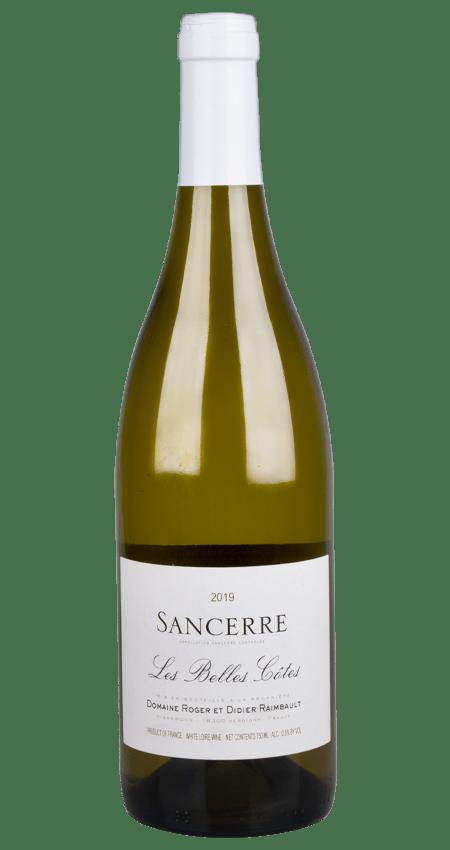 92 Pt. Sancerre White 2019 Domaine Roger et Didier Raimbault Les Belles Côtes