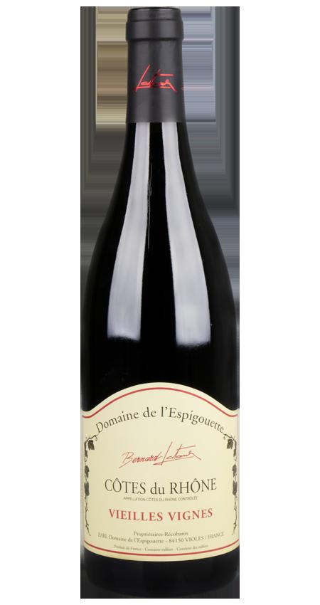 Domaine de l'Espigouette Côtes du Rhône Vieilles Vignes 2018