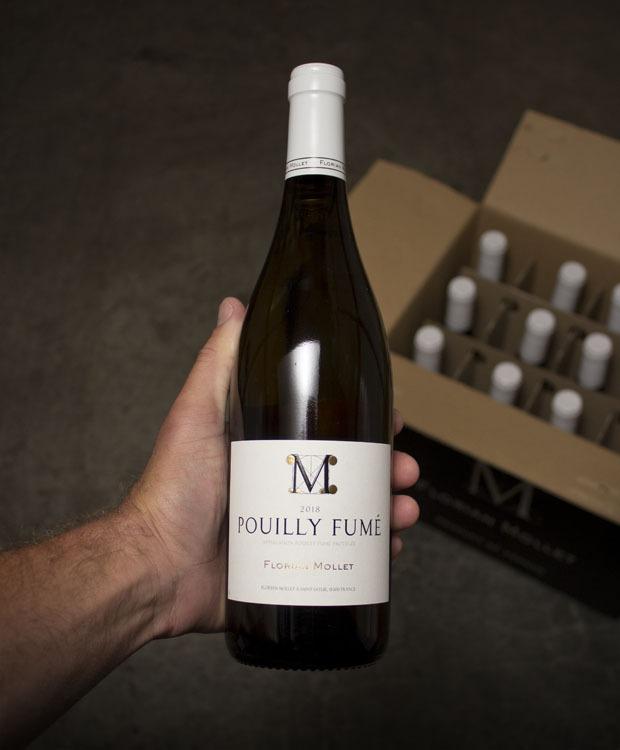 Florian Mollet Pouilly Fume 2018
