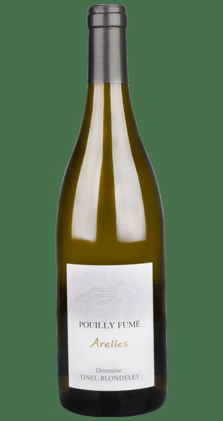 93 Pt. Pouilly Fumé Domaine Tinel-Blondelet Arelles White 2019