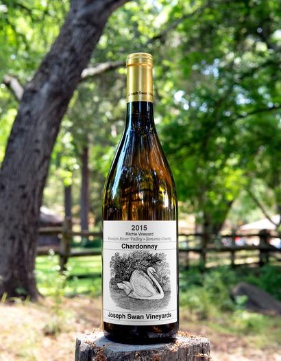 2015Ritchie Vineyard Russian River Valley Chardonnay