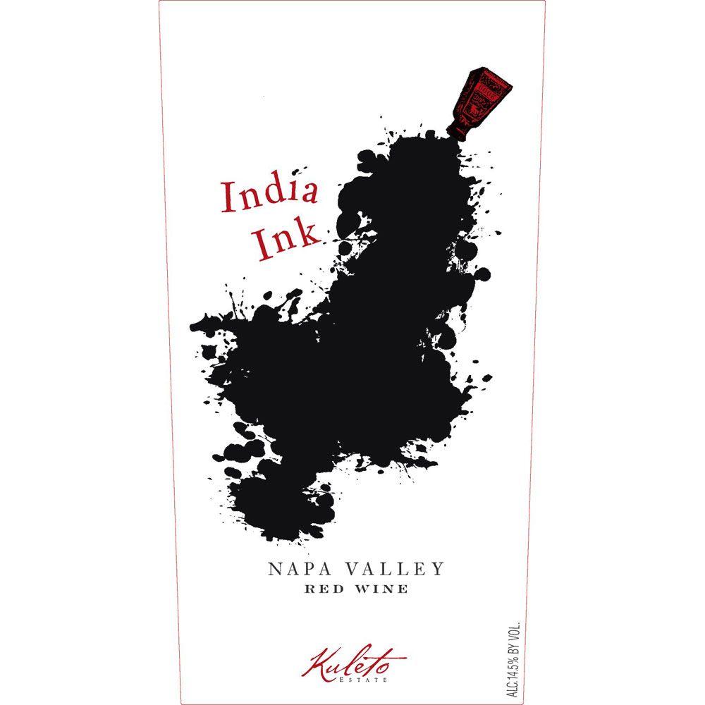 Kuleto Estate India Ink Red 2016