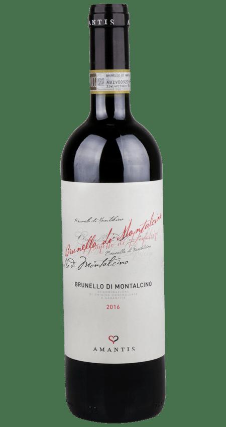 96 Pt. Amantis Brunello di Montalcino DOCG 2016