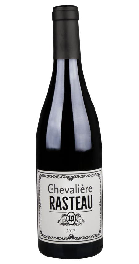 La Chevalière Rasteau Southern Rhone Red Blend 2017