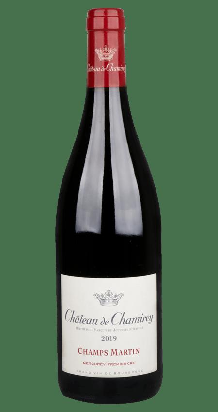 Château de Chamirey Mercurey 1er Cru Champs Martin 2019