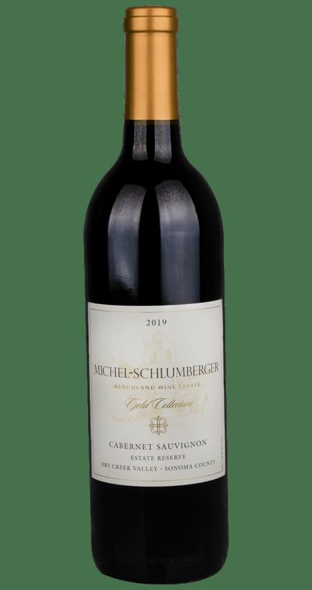 Michel-Schlumberger Estate Reserve Gold Collection Dry Creek Valley Cabernet Sauvignon 2019