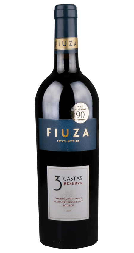 Fiuza 3 Castas Reserva Tinto Portuguese 2018