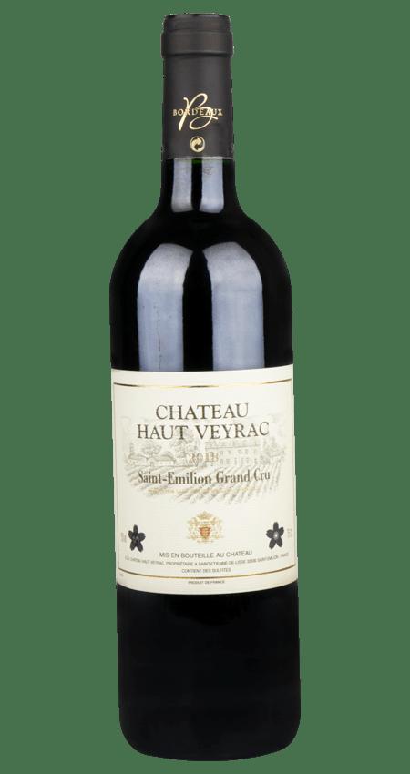 93 Pt. Château Haut Veyrac St-Émilion Grand Cru 2018