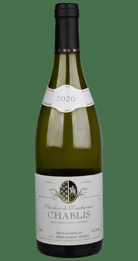 Chablis White Burgundy 2020 Théodore de Vaucharmes