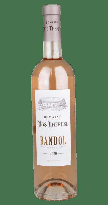 Bandol- Provence Rosé 2020 Domaine Mas Thérèse