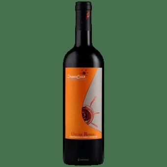 2017 Sassodisole Orcia Rosso