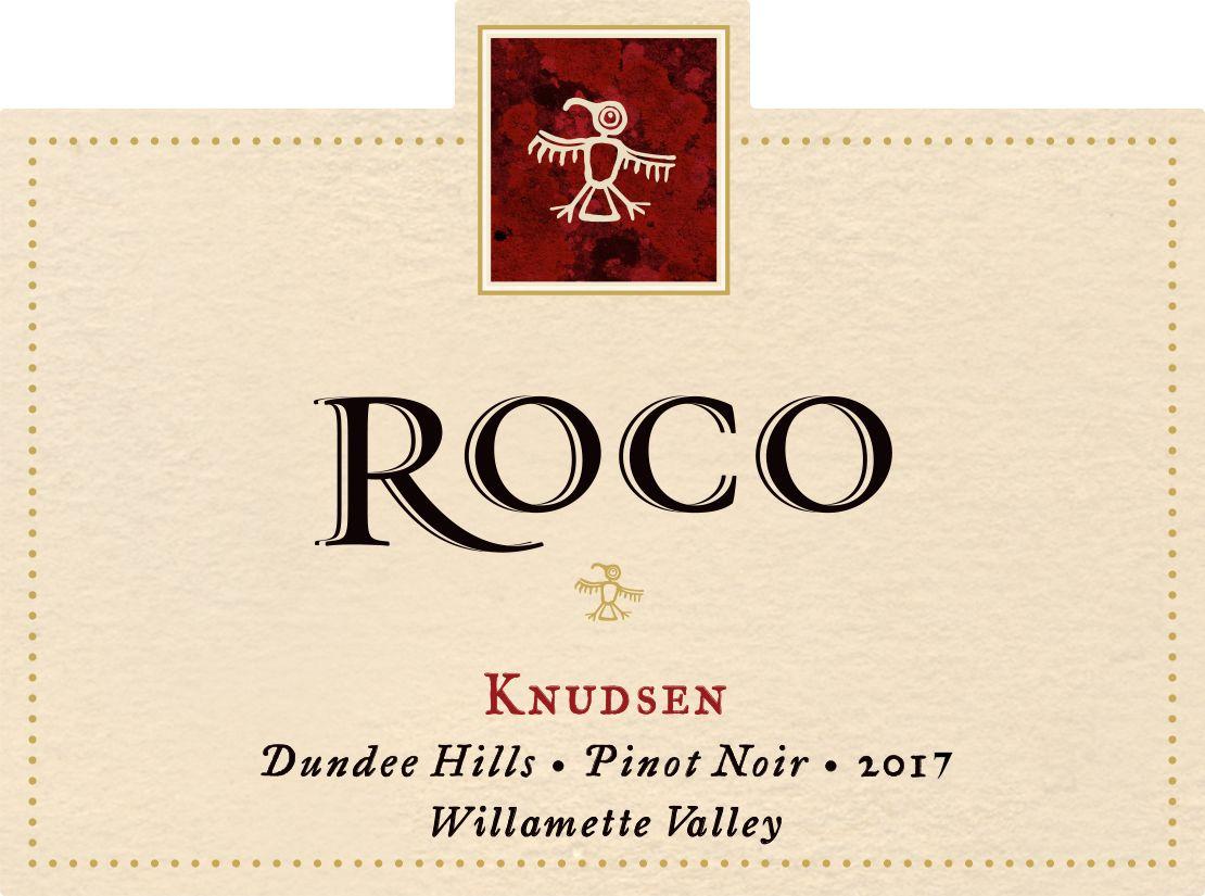 Roco Knudsen Pinot Noir 2017