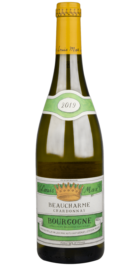 Louis Max Bourgogne Beaucharme Blanc 2019