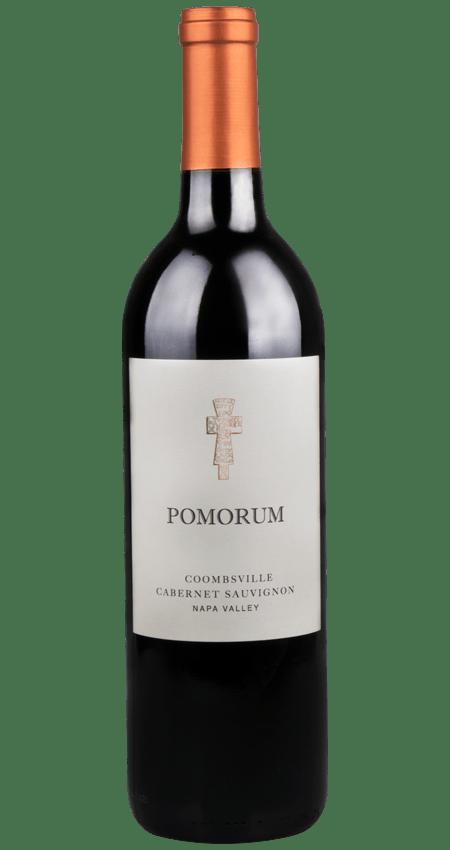 Pomorum Wines Napa Valley Coombsville Cabernet Sauvignon 2019