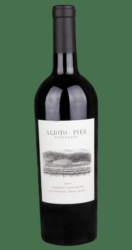 Alioto-Pier Vineyards Rutherford Napa Valley Cabernet Sauvignon 2016