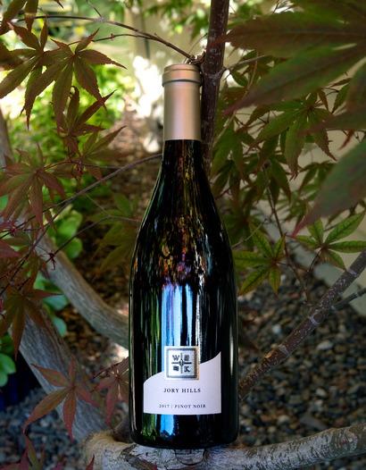 2017Jory Hills Willamette Valley Pinot Noir