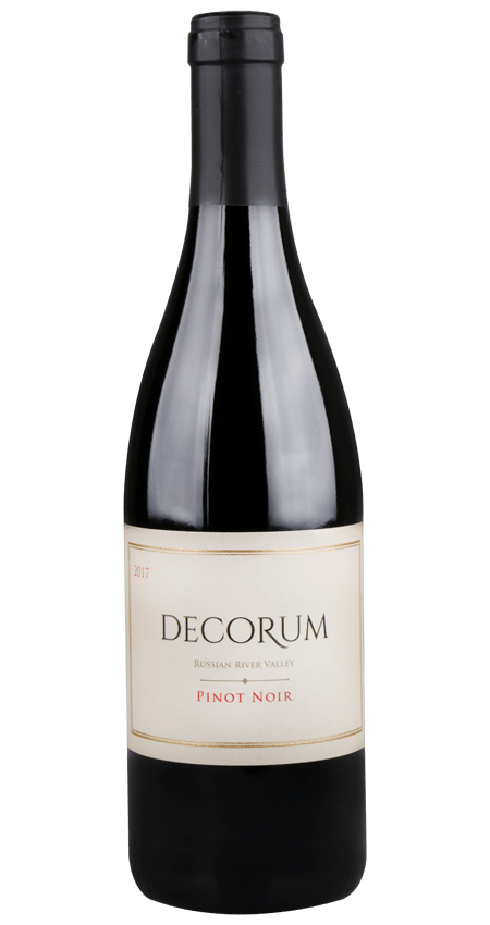 Decorum Russian River Valley Pinot Noir 2017