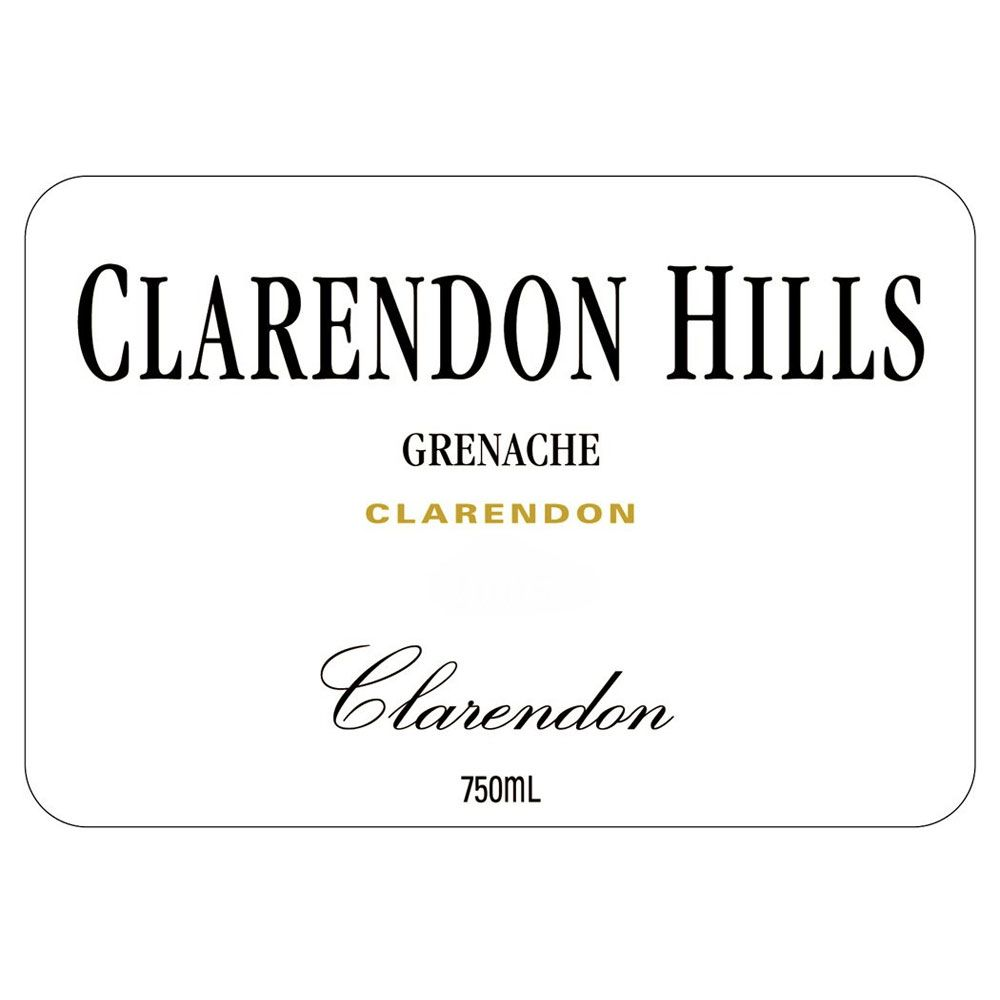Clarendon Hills Clarendon Vineyard Grenache 2010
