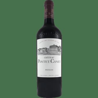 2016 Chateau Pontet Canet