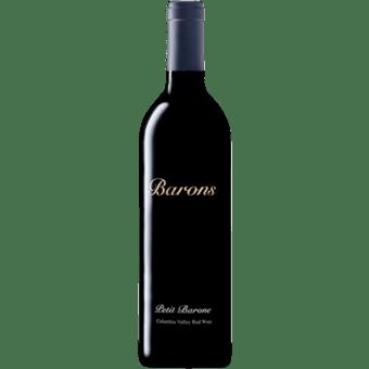 2016 Barons Winery Petit Barone