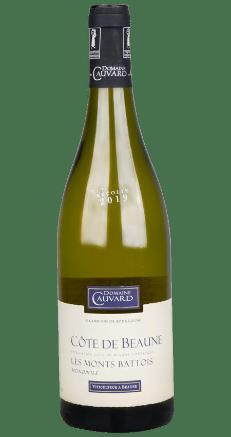 Côte de Beaune Les Monts Battois Monopole Chardonnay 2019 Domaine Cauvard