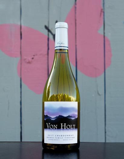 2017Heintz Family Vineyard Sonoma Coast Chardonnay