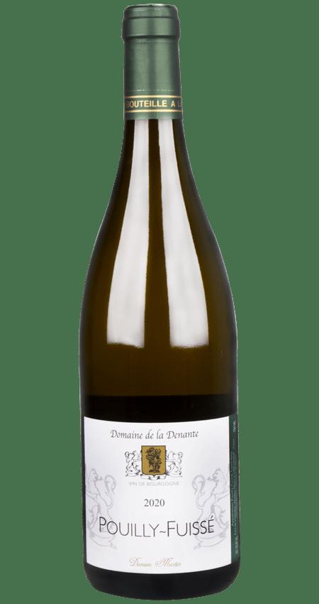 Pouilly-Fuissé White Burgundy 2020 Domaine de la Denante