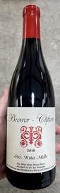 2018 Brewer Clifton Sta. Rita Hills Pinot Noir