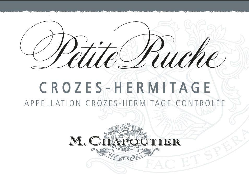 M. Chapoutier Crozes-Hermitage Petite Ruche 2017
