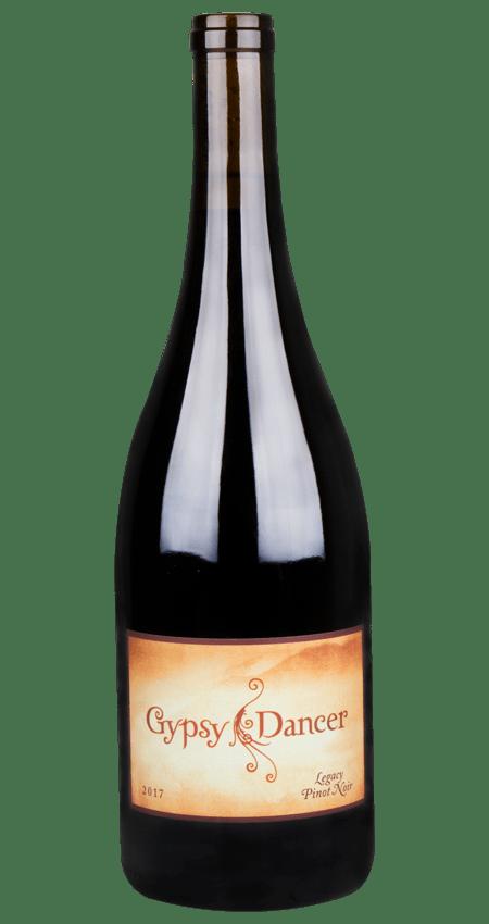 92 Pt. Willamette Valley Pinot Noir 2017 Gypsy Dancer 'Legacy'