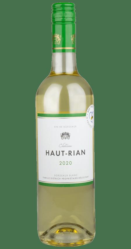 Château Haut-Rian Bordeaux Blanc 2020