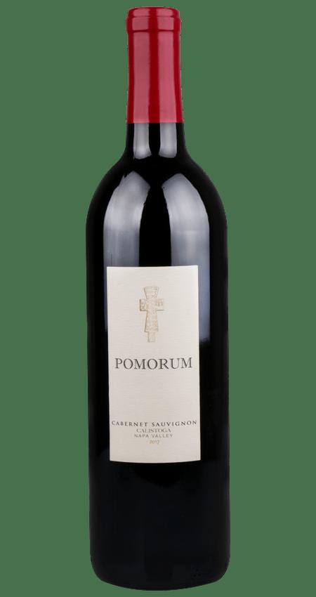 Pomorum Wines Napa Valley Calistoga Cabernet Sauvignon 2017