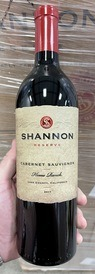 2017 Clay Shannon Home Ranch Reserve Cabernet
