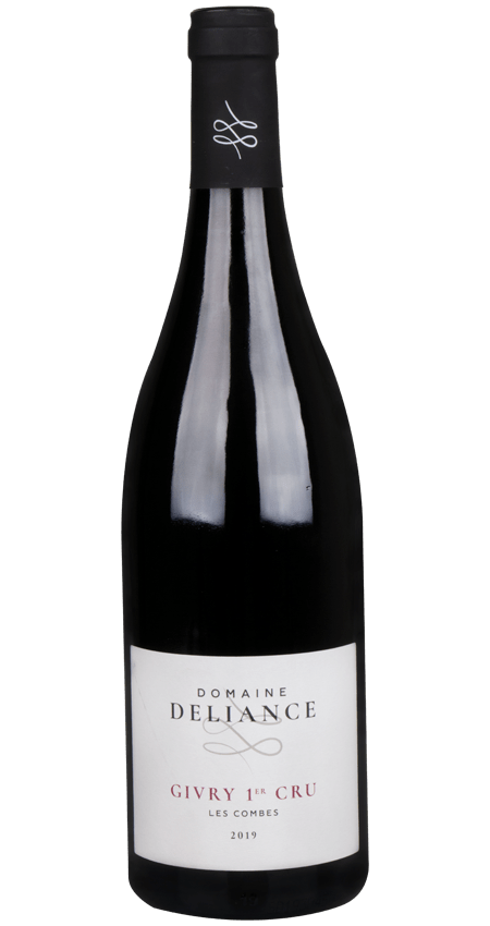 Domaine Deliance Red Burgundy Givry 1er Cru Les Combes 2019