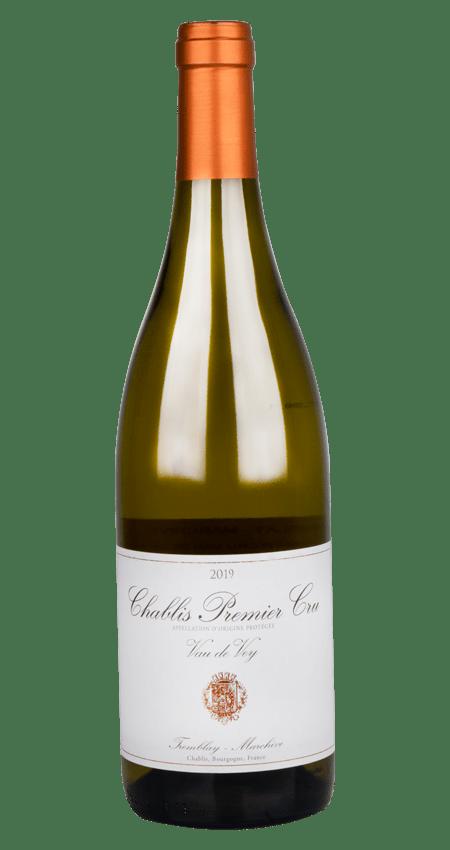 93 Pt. Chablis 1er Cru Vau de Vey White Burgundy 2019 Tremblay-Marchive AOC