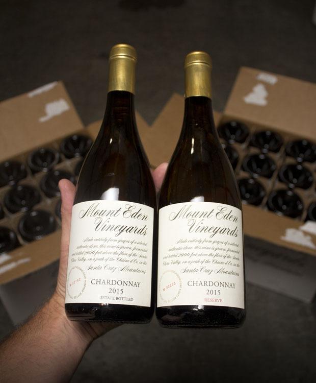 Mount Eden Chardonnay 2 Bottle Combo
