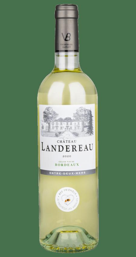 Château Landereau Bordeaux Blanc Entre-deux-Mers 2020