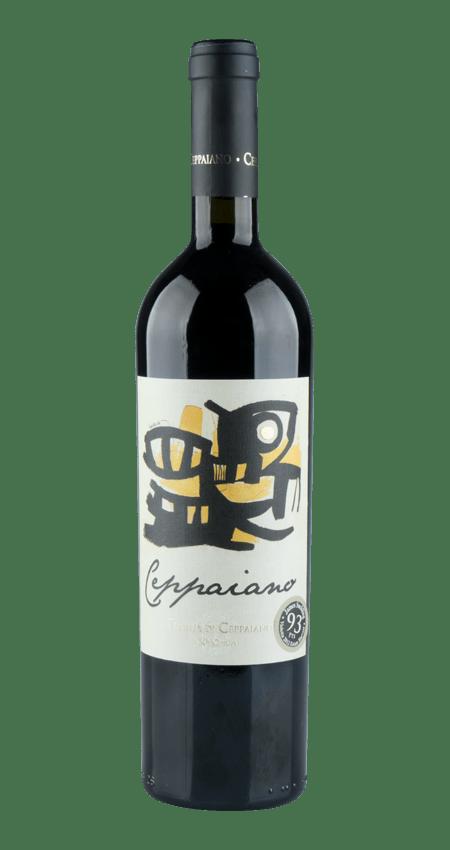 93 Pt. Tenuta di Ceppaiano 'Violetta' Super Tuscan 2012
