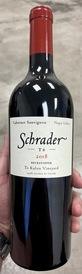 2018 Schrader T6 Beckstoffer To Kolon Vineyard Cabernet (97RP/97JS/97D)