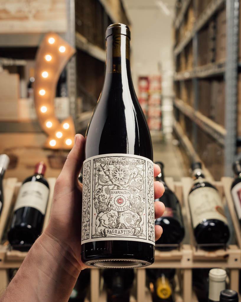 Harrington Wines Sagrantino Calleri Vineyard 2018