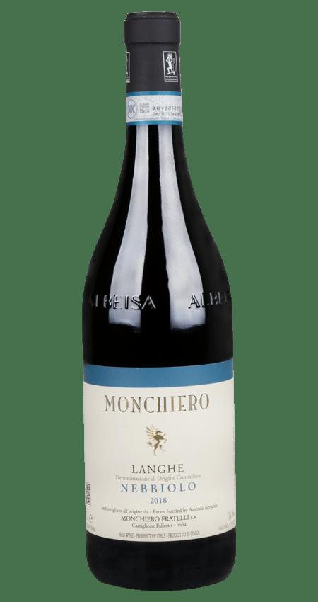 Azienda Agricola Monchiero Fratelli Langhe Nebbiolo 2018