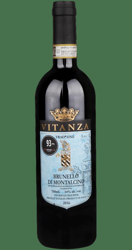 95 Pt. Vitanza Brunello di Montalcino DOCG 2016