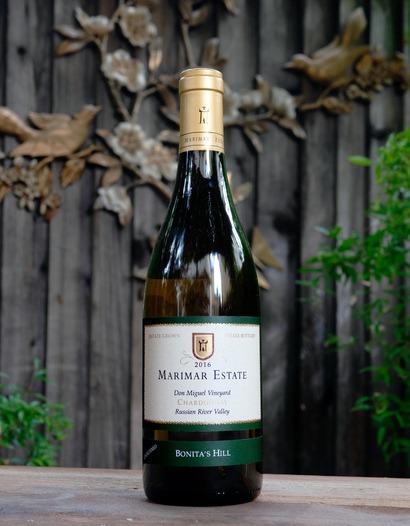 2016Bonita's Hill Russian River Valley Chardonnay