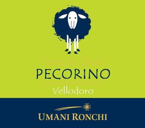 Umani Ronchi Terre di Chieti Vellodoro Pecorino 2019