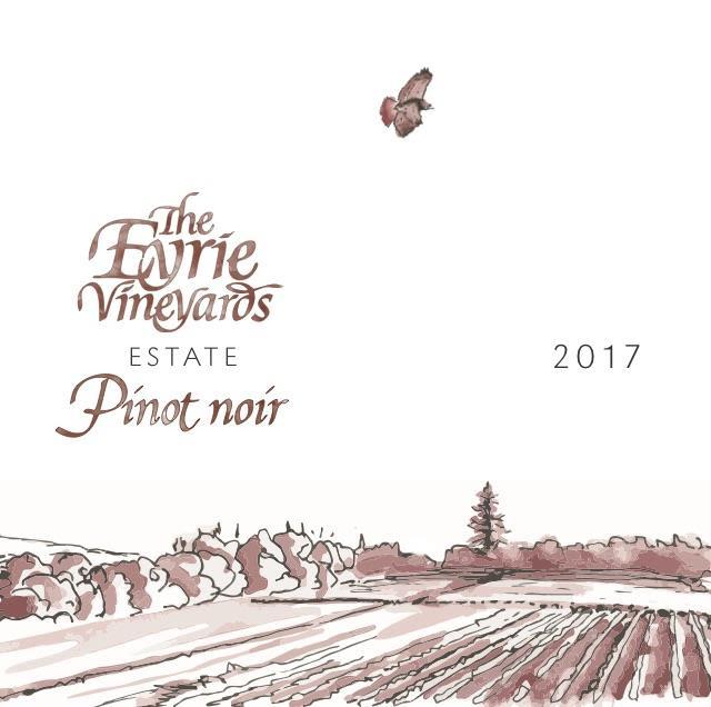 Eyrie Estate Pinot Noir 2017