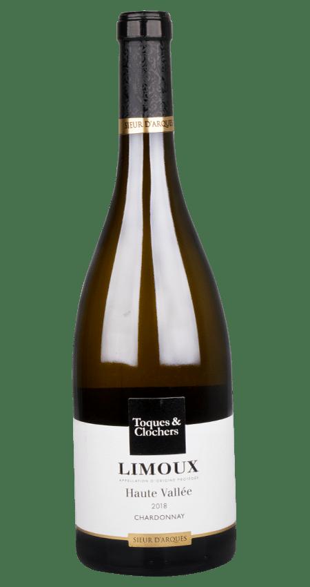 Sieur d'Arques Limoux Toques et Clochers Haute Vallée Chardonnay 2018