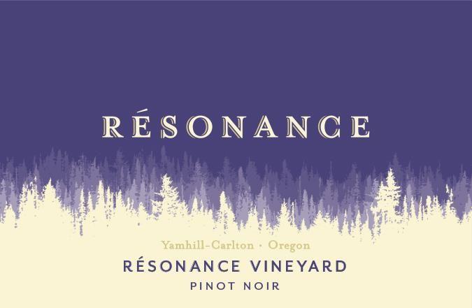 Resonance Resonance Vineyard Pinot Noir 2016