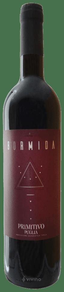 Bormida Primitivo 2018