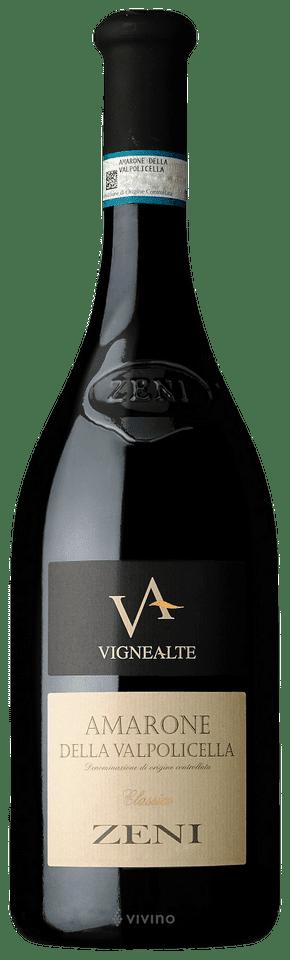 Zeni Vignealte Amarone della Valpolicella Classico 2016