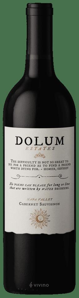 Dolum Estates Cabernet Sauvignon 2018